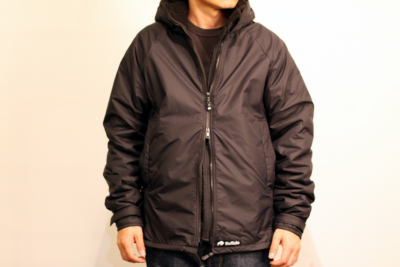 PERTEX + FLEECE winter jacket [ Buffalo systems ]