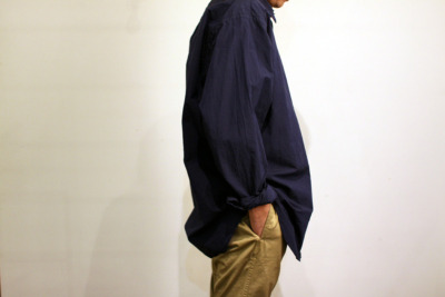 Big Silhouette Shirt [ FUJITO]