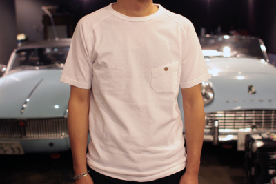 BASIC T-shirts [ Nigel Cabourn ]