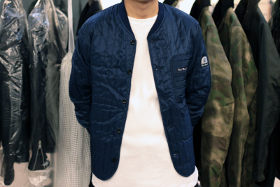 Holland military Quilting jacket [ DeadStock ]