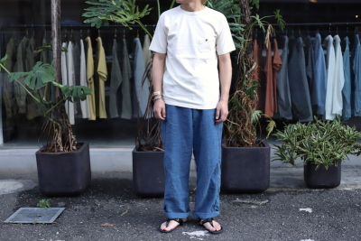 BASIC T-shirts [ Nigel Cabourn ]