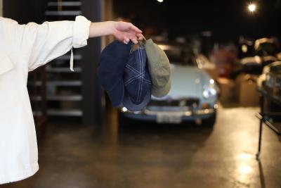 LYBRO MECHANICS CAP[ NIGEL CABOURN ]