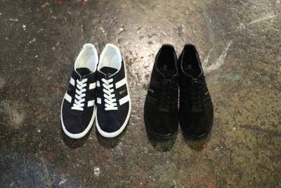 Suede sneaker [ EKSI'S ]