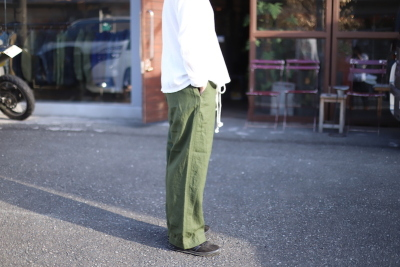 spares exclusive model [ OUTIL ] 02pants