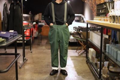 RAF SALOPPETE GORE-TEX like fabric [ DeadStock ]